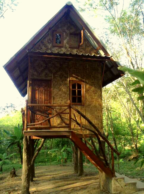 Our contact & Tent Treehouse - Treehouse Holidays Koh Yao Noi Island Thailand